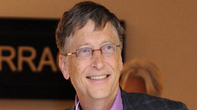 Microsoft founder and philanthropist Bill Gates (Photo: AP)