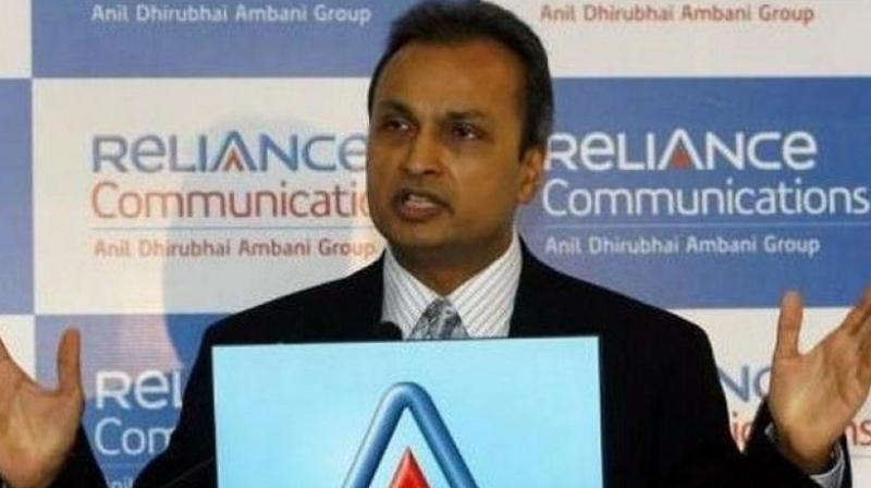 Reliance Communications Chairman Anil Ambani. (Photo: File)