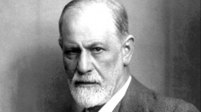 Freud's name was put forward 12 times for a Medicine Prize and once for a Literature Prize but he never won.(Photo: AP)