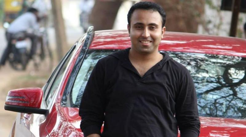 There is no trace of Ajitabh's vehicle, his phone is also switched off and the police are analysing CCTV footage from the area. (Photo: Facebook)