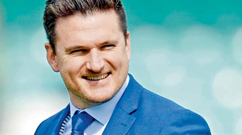 Former captain Graeme Smith was on Wednesday appointed as Cricket South Africa's (CSA) interim director of cricket.