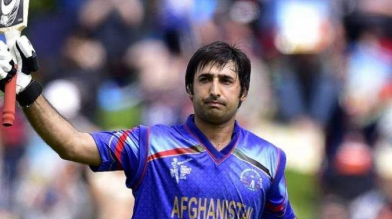 Asghar Afghan was reappointed as Afghanistan captain just eight months after being controversially sacked as skipper, the war-torn country's cricket board announced. (Photo:AFP)