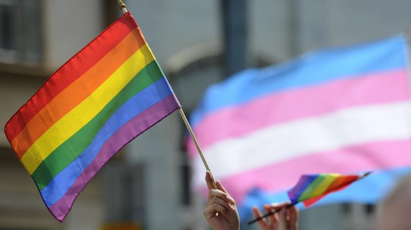 Several pupils have already explored their gender identity in the school, which has 10 boarding houses, five for boys and five for girls. (Photo: AFP)