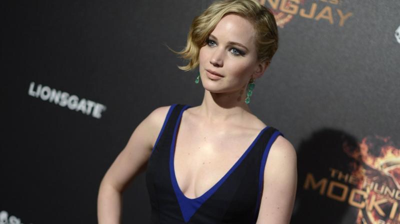 Jennifer Lawrence Says Nude Photo Hack Felt Like Being