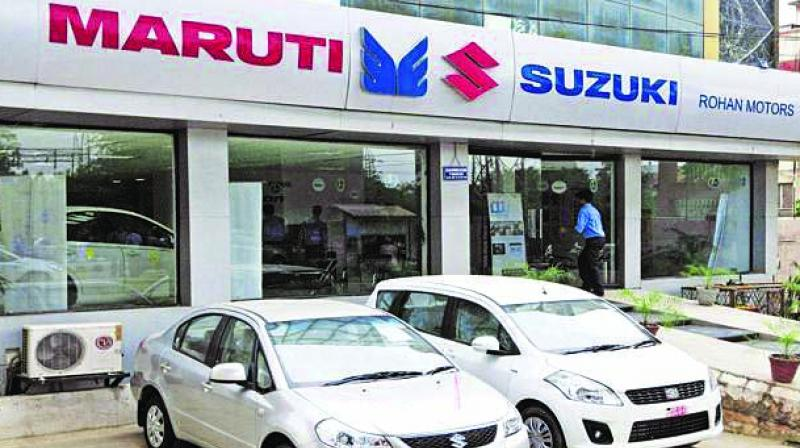 Maruti plans to increase CNG vehicles by 50 per cent this year, Bhargava said.