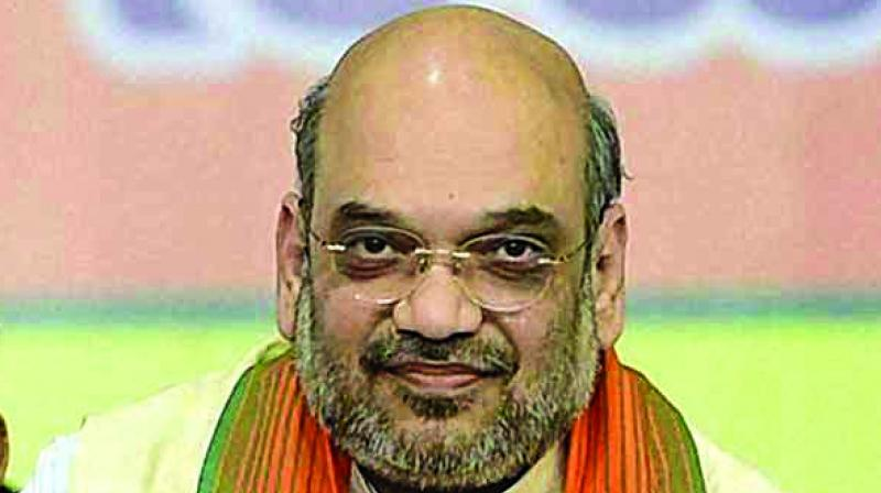Laxman said that Shah had promised to focus on Telangana and will oversee membership drive in the state.  (Photo: File)