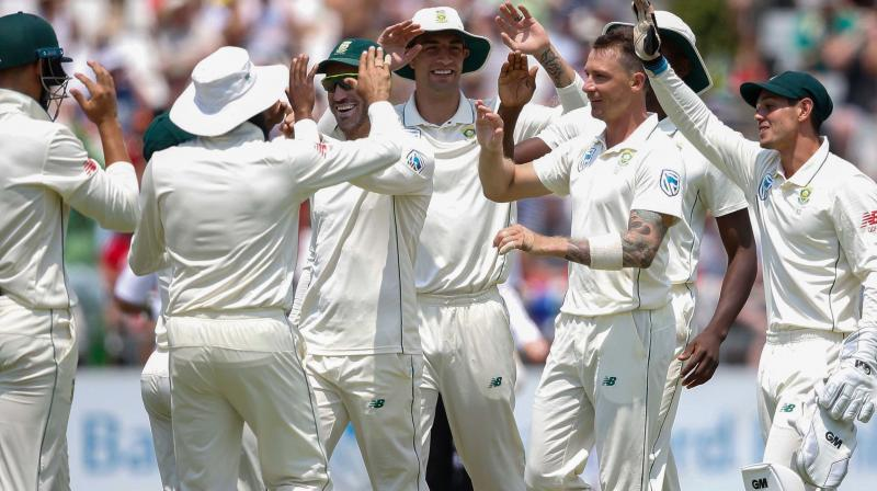 Cricket South Africa (CSA) has announced a 16-man squad for the first two Test matches against England. (Photo:AFP)