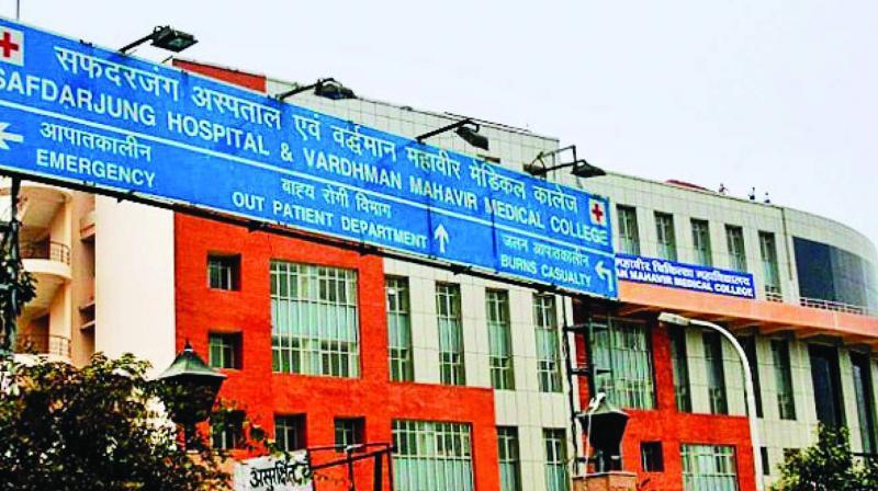 Safdarjung Hospital told to prepare a fresh proposal.