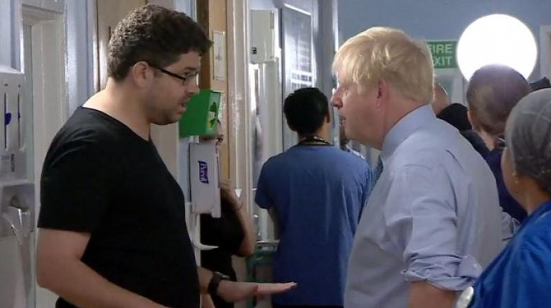 Ungrateful 'Migrant' BLASTS Boris Whilst Receiving FREE NHS Care — LEFTIE MOANER