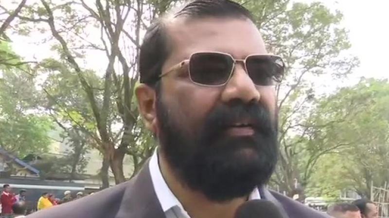 Samujjal Kumar Bhattarcharya. (ANI)