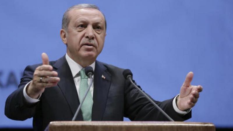 Turkey President Recep Tayyip Erdogan (Photo: AP)