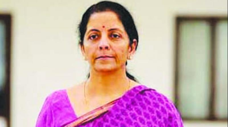 As per the finance ministry, Finance Minister Nirmala Sitharaman will meet stakehokder groups of 'New Economy: Start-ups, Fintech and Digital Sector' on Monday morning, and financial sector and capital market representatives later in the day. (Photo: File)