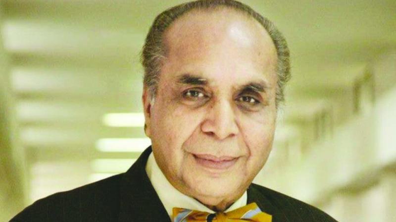 Dr B. K. Goyal