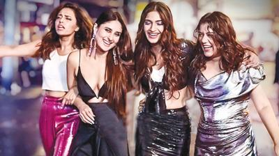 Veere Di Wedding Reviews.Veere Di Wedding Movie Review Girls Gowns And Sex