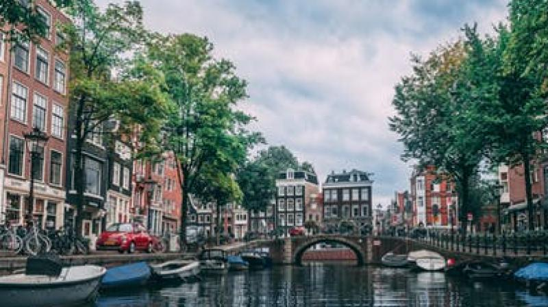 Amsterdam is being called 'Venice', due to high tourist counts. (Photo: Representational/Pexels)