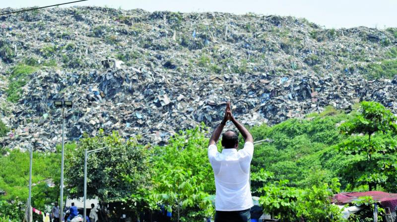 A division bench of Justice S.C. Dharmadhikari and Justice R.I. Chagala was hearing an application filed by the BMC on December 31, 2019, seeking an extension for the dumping of solid waste at the Deonar ground.
