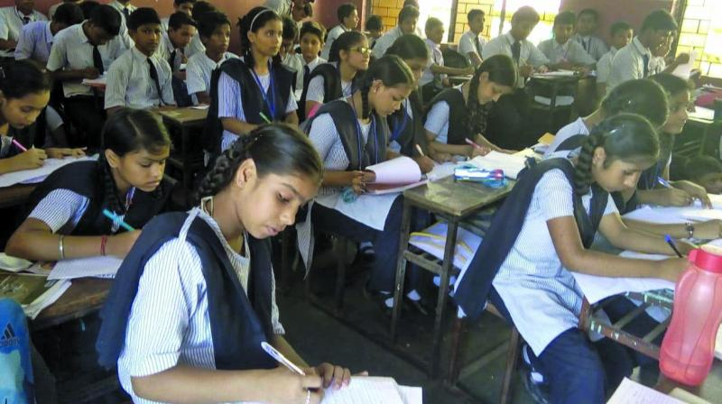 Teachers were being imparted in-depth knowledge of the syllabus as per the Cambridge University curriculum.