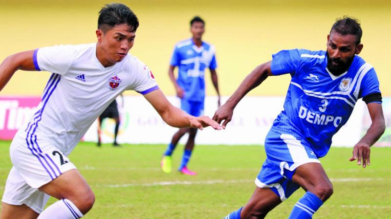 In a pre-season game between Chanmari and Pune, the scouts of the latter spotted Jakob and then came the move.