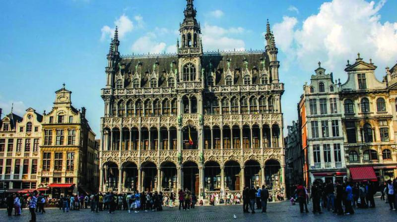 Brussels, a must visit