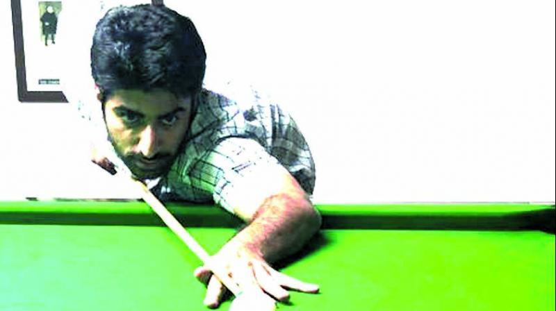 Rishabh Thakkar of Otters Club defeated Pranay More of Malabar Hill Club in a pre-quarter-final match.