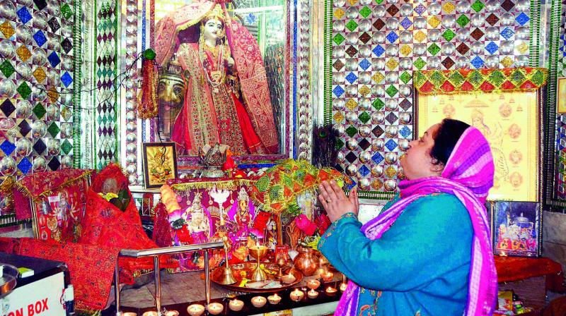 In the northern states of the country, Navratri is not just about worshipping the various forms of Ma Durga.