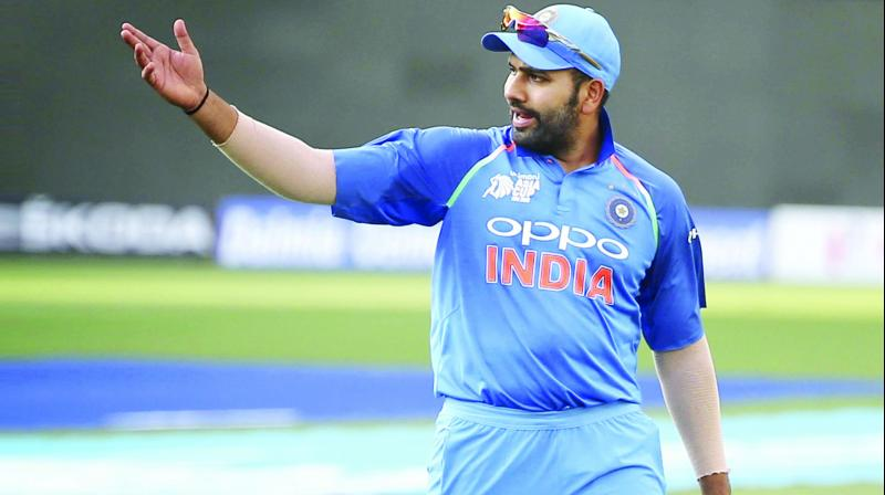 Rohit Sharma feels the experience of 207 matches is now paying off. (Photo: File)