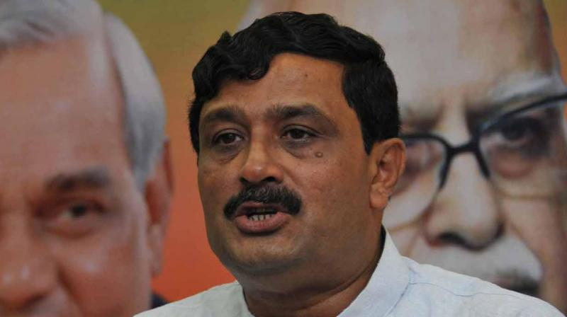 BJP leader Rahul Sinha on Saturday claimed that those involved in Sarada, Narada scams will be going to jail within a month. (Photo: File)