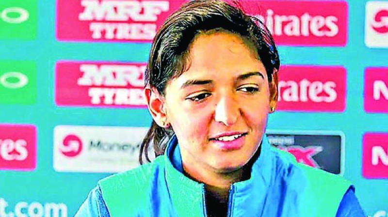 Harmanpreet played the Women's Big Bash League right after the World T20 in November. (Photo: File)
