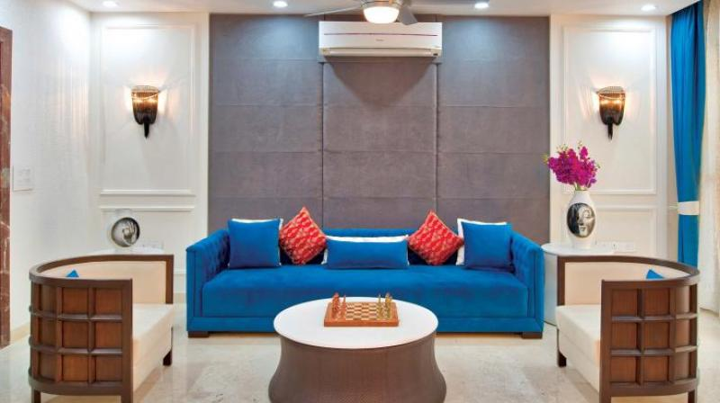 Interiors have taken on a vibrancy as people play with colours and textures to liven the space up... here's how you can paint your home in vivid colours.