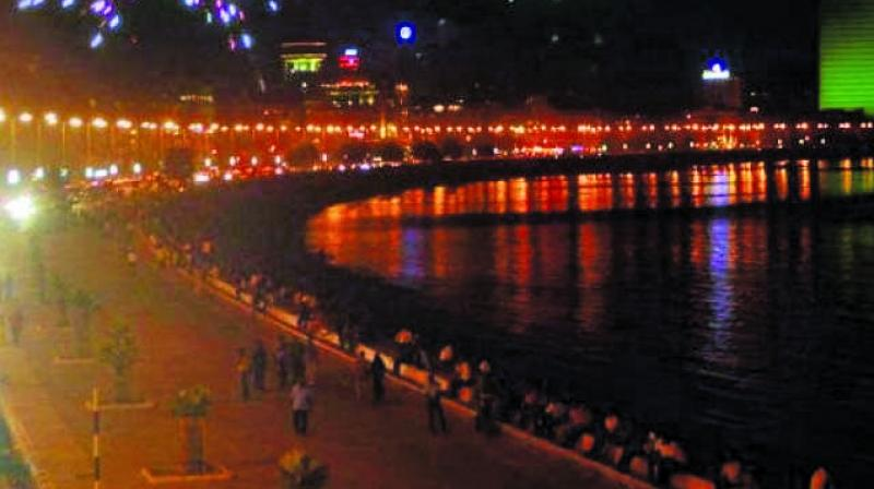 In a bid to curb light pollution, the gymkhana has one month to remove the lights.
