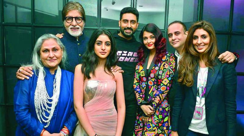 Shweta Bachchan Nanda released her book and copies didn't exactly fly off the shelves.