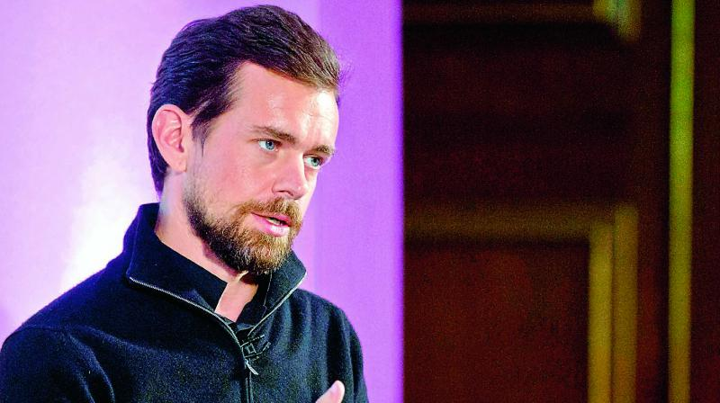 Twitter CEO's account hacked