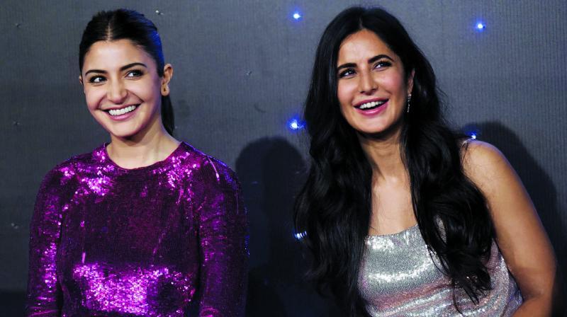 Anushka Sharma and Katrina Kaif.
