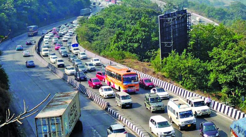 In this period alone, 189 accidents and 47 fatalities occurred on the Mumbai-Pune Expressway.