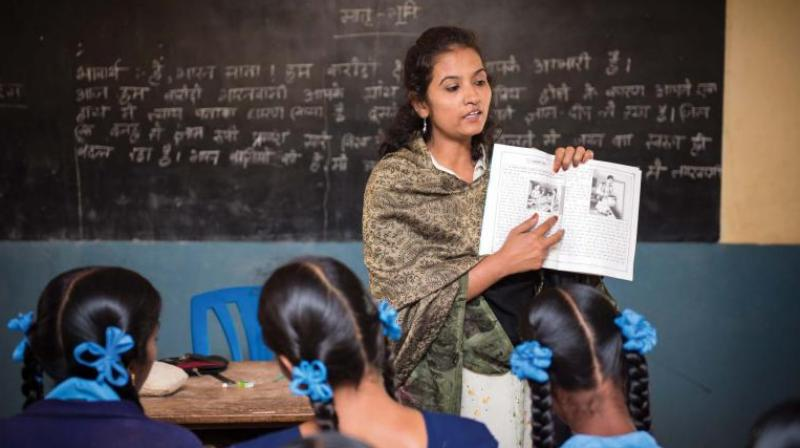 The Bengaluru NGO Bal Utsav focuses on infrastructure, teacher development, scholarships and water, sanitation and hygiene.