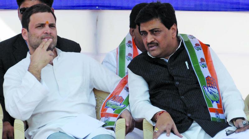 According to sources, Congress has shortlisted names of 104 candidates including two former chief ministers of the state -- Ashok Chavan and Prithviraj Chavan-- and state party chief Balasaheb Thorat. (Photo: File)