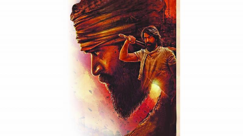 Kgf Chapter 1 Movie Review Solid Yash Cant Salvage Flimsy Thriller