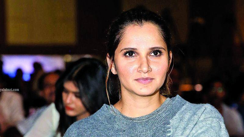 Sania took it to Twitter and addressed the advertisements as cringeworthy. (Photo: File)