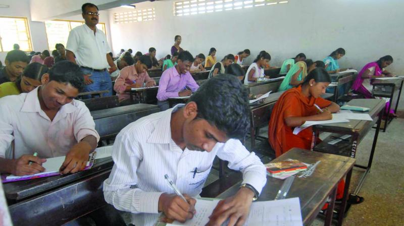 The SSC exams will be held from March 1 to 22 while the HSC exams are from February 21 to March 20.