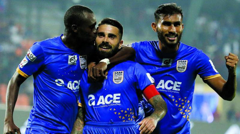 It was again FC Goa who had snapped their unbeaten run when they defeated them 2-0 at the Mumbai Football Arena here in February. (Photo: File)