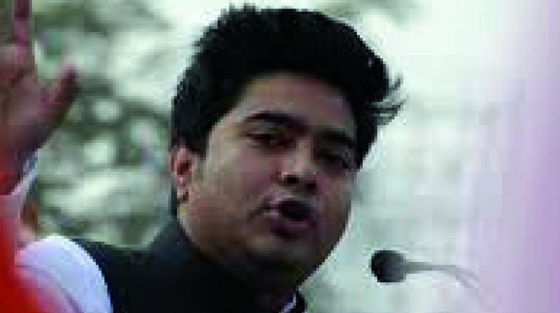 TMC MP Abhishek Banerjee