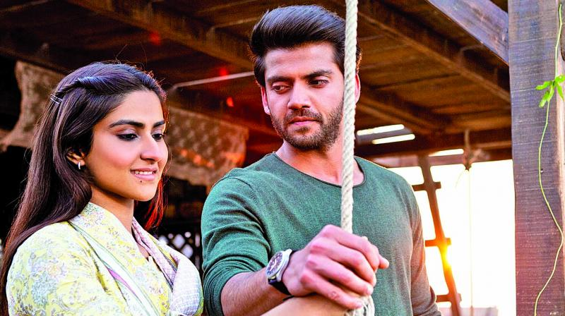 The Salman Khan's next production stars newcomers Zaheer Iqbal and Pranutan in the lead roles.