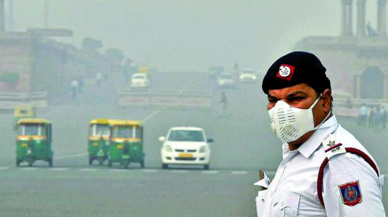 The report also highlighted the critical levels of nitrogen oxide in cities, like Navi Mumbai and Thane.