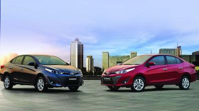 First Drive: New Toyota Yaris