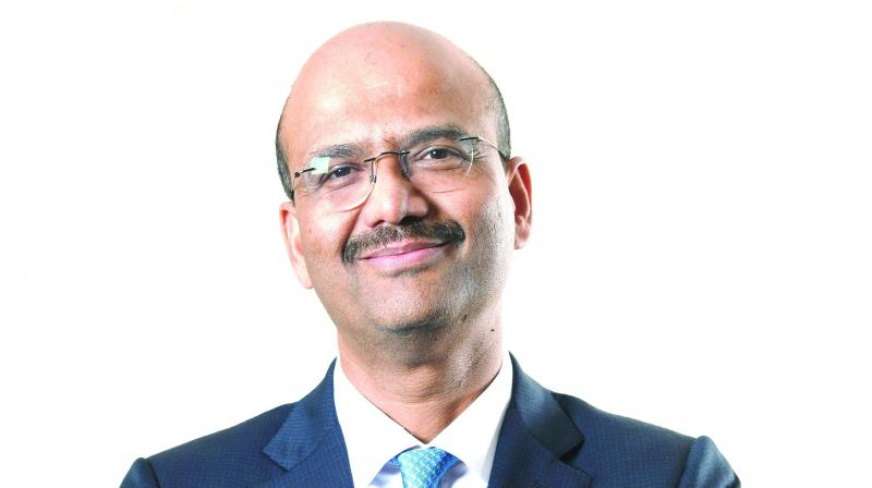 R Venkataraman Managing Director, IIFL Holdings