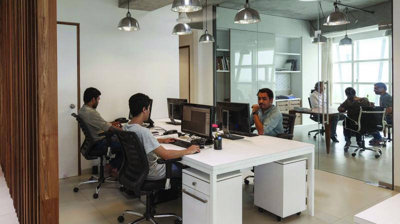 The cumulative private market valuation of start-ups currently worth USD 50 billion, makes Delhi-NCR the largest start-up ecosystem in the country along with the other factors.((Photo: Representational)