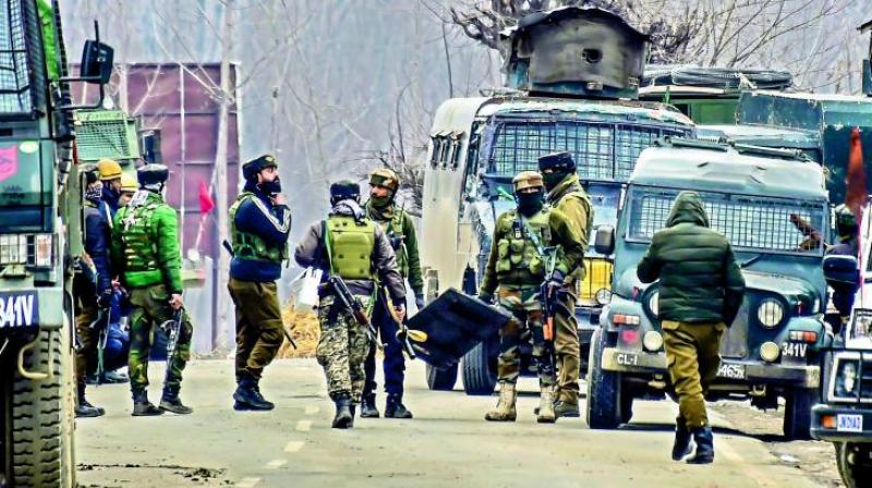 Violence has been on the rise and in many ways far worse in the last year. (Photo:PTI)