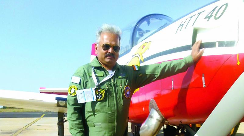 Group Captain K.K. Venugopal (Retd)