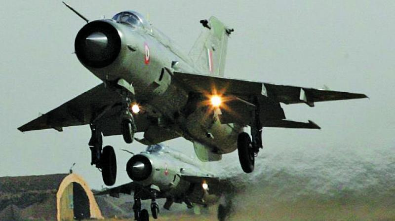 In what would have been a case study in the private sector, the IAF made a conscious decision to take the technology, but not the procedures and tactics.