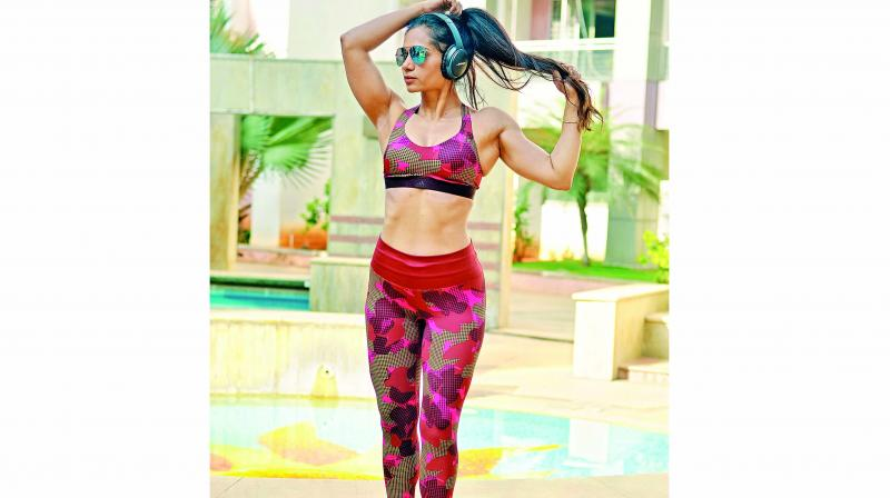 The mommy sheds light on how she has attained her best physically at the other end of 30!